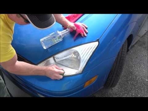 [Official] Wipe New Headlight Restore How To