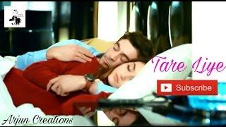 Tare liye || Murat and hayat || Neha kakkar || best Bollywood song || full hd || New Bollywood song