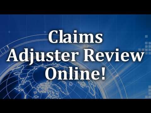 Claims Adjuster Exam Commercial Package Policy