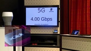 World's first 5G mobile 'device'