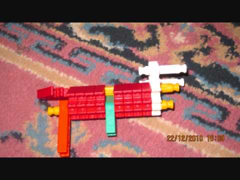 how to make knex pistol