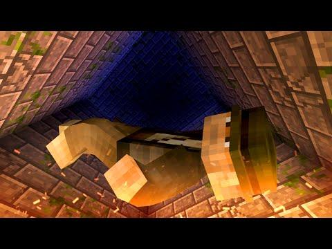 AUTOMATIC LAVA TRAP! - Minecraft Tutorial