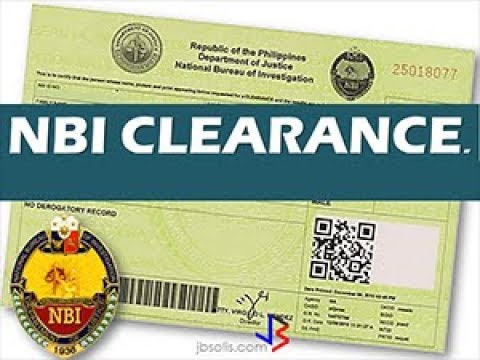 How to EASILY Schedule NBI Clearance 2017