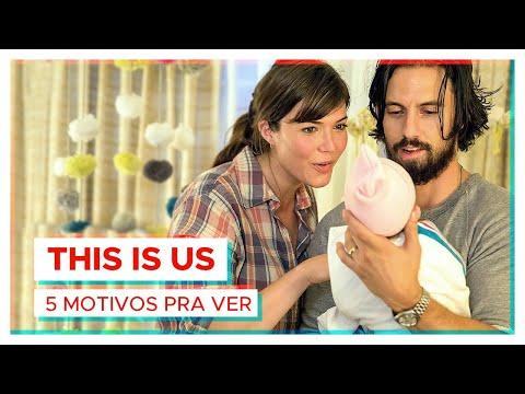 THIS IS US | Série indicada ao EMMY | 5 Motivos pra ver!