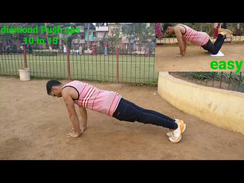 FAST CHEST FAT BURNING WORKOUT AT HOME | CHEST FAT LOSE EXERCISES