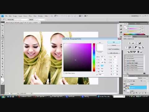 Adobe Photoshop cs4:Shadow edit