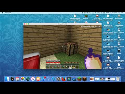 how to get creative mode on minecraft demo
