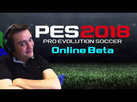 BETA PRO EVOLUTION SOCCER 2018 #PS4