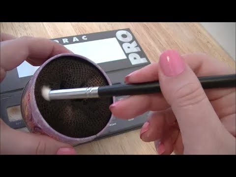DIY color switch | Dry Makeup Brush Cleaner Sponge