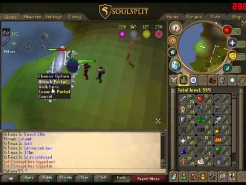 [Soulsplit] - Pest controll tutorial - how to get fighter torso!