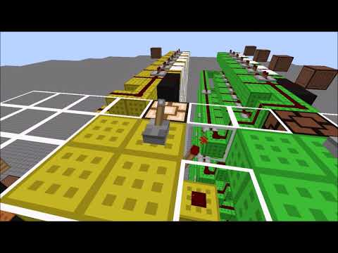 Minecraft 8 Track Music Sequencer