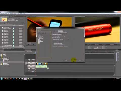 How To Add Voice Over's In Adobe Premiere Pro CS5 & CS6