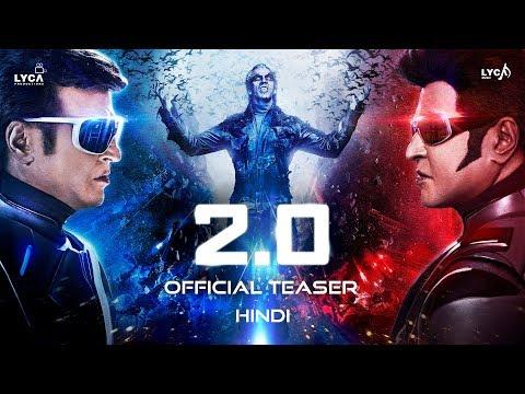 2.0 - Official Teaser Hindi  Rajinikanth  Akshay Kumar  A R Rahman  Shankar  Subaskaran