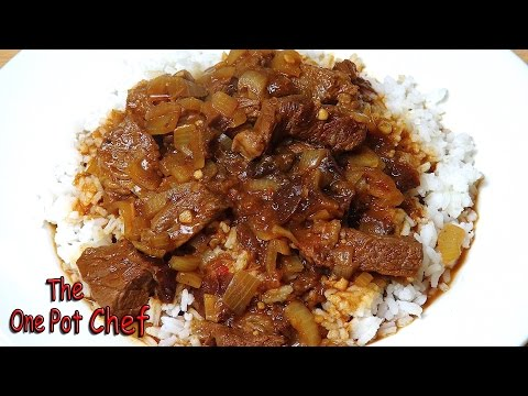 Moroccan Beef Tagine | One Pot Chef