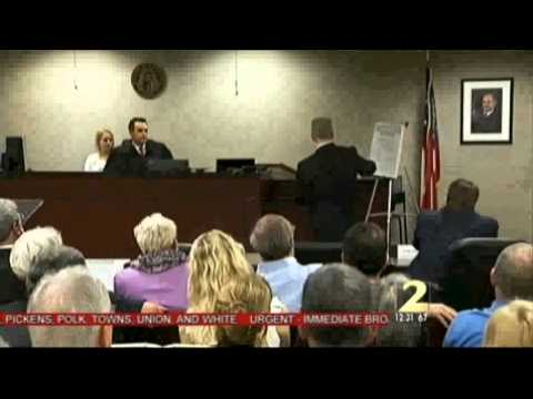 Obama Birth Court WSBTV Atlanta Georgia January 26, 2012