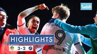 Highlights   Leeds United 3-2 Millwall   2019/20 EFL Championship