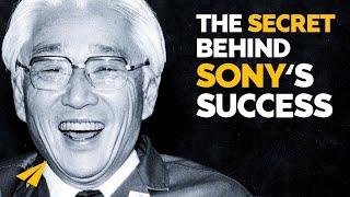 Akio Morita Documentary - Sony