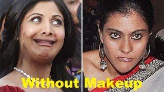 15 Bollywood Actresses Without Makeup 2017