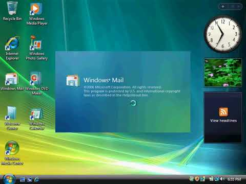 Windows Vista Home Premium SP2 32-Bit In VirtualBox