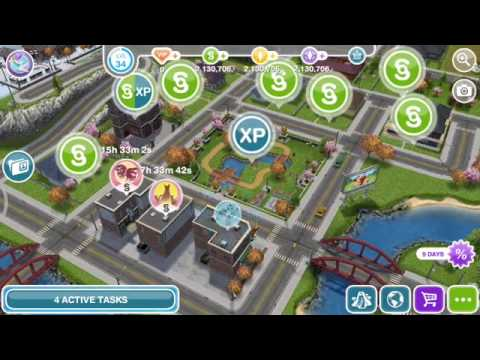 The Sims Freeplay (Get The Quilting Kit) android