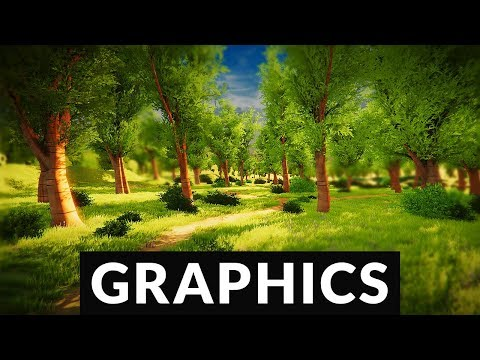 How to get Good Graphics in Unity