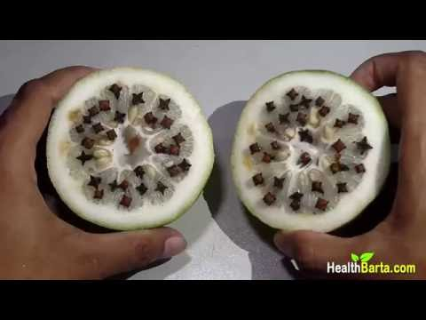 Natural Ways to keep Mosquitoes Away from Home | how to use Lemon and cloves to keep Mosquitoes Away