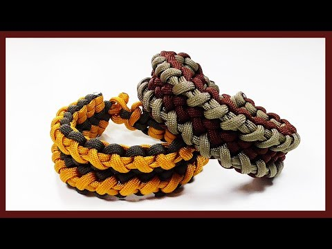 Paracord Bracelet: How To Tie The