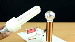 Download How to Make a Tesla Coil at Home | Wireless Power Transfer Video