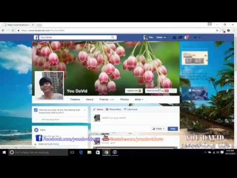 How to Change Picture Background Facebook