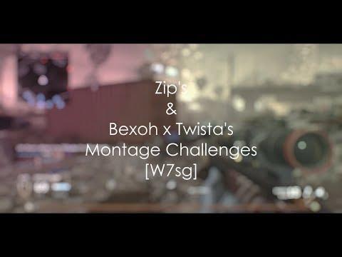 Cohdz | SoaR Zip's & Bexoh x Twista's Montage Challenges Response [W7sg] | @cohhdz