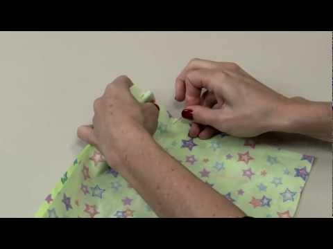 Singer Sew Fun Pillow Instructional Video