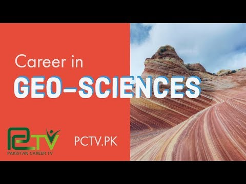 Career In Geo Sciences