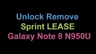 How To Remove Sprint Omadm Notification,_EDKR - VideosTube