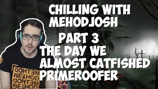 Chilling with Methodjosh - Part 1 - Josh, Phil and some poems from