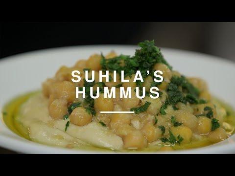 World Famous Hummus Recipe | Gizzi Erskine | Wild Dish