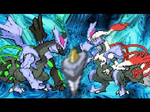 How to get a Shiny Black/White Kyurem in Pokemon Black 2 and White 2!