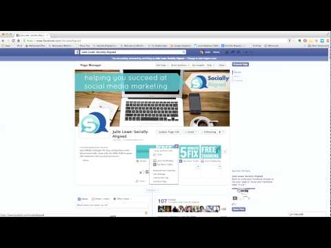 How to Edit your Facebook App Thumbnail and Link