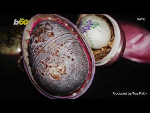 Are These the World's Oldest Easter Eggs?