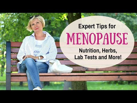 Experts Tips for Menopause