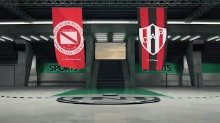 Argentinos Vs Patronato Por TNT Sports