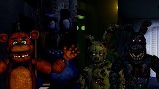 SFM/FNAF] Nightmare Funtime Freddy