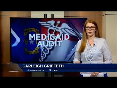 Fallout from NC medicaid audit