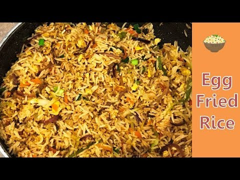 Egg Fried Rice Tamil | Street Food Recipe in Home | Indian Style