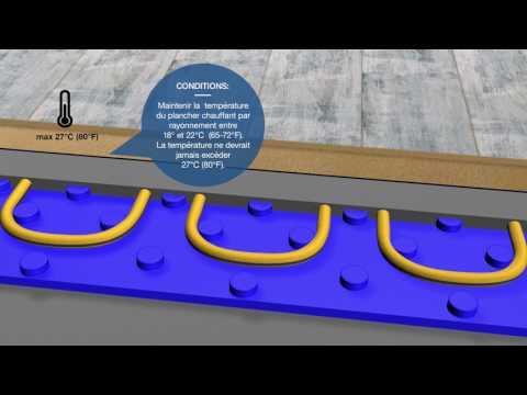 Golden Select Plancher Stratifié Installation - SelectLOC