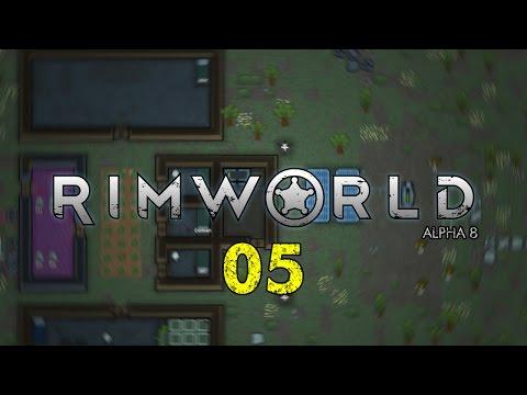 Rimworld - Ep5 - Wind Turbine