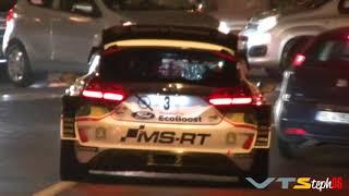Rallye Monte Carlo 2018-Départ de Monaco-Jour 1