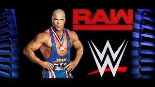 HUGE WWE KURT ANGLE 2017 RETURN NEWS - MAJOR WWE RAW 2017 UPDATE!