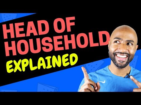 Claiming Head of Household Filing Status