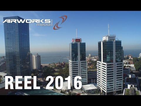 REEL 2016 Airworksmedia - Filmación y fotografía aérea con drone en Uruguay
