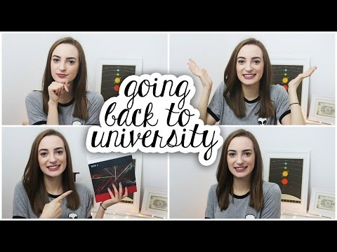 Going Back to University & Getting a Second Degree